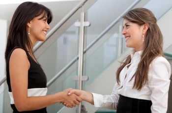 behaviour based interview greeting